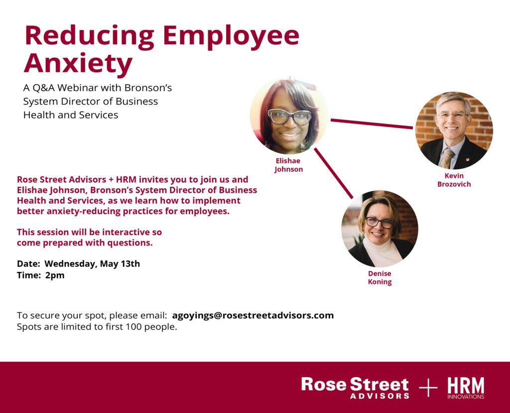 RSA Reducing Employee Anxiety